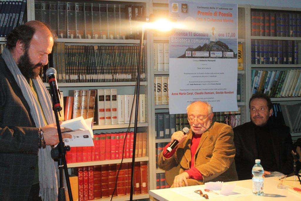 Premio Poesia Città di Civitanova 2016